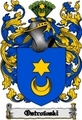 Thumbnail Ostrowski Family Crest  Ostrowski Coat of Arms Digital Download