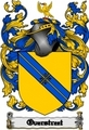Thumbnail Overstreet Family Crest  Overstreet Coat of Arms Digital Download
