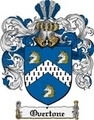Thumbnail Overtone Family Crest  Overtone Coat of Arms