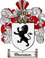 Thumbnail Owenson Family Crest  Owenson Coat of Arms
