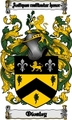 Thumbnail Owsley Family Crest  Owsley Coat of Arms Digital Download