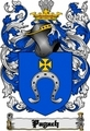 Thumbnail Pagach Family Crest  Pagach Coat of Arms Digital Download