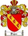Thumbnail Pagan Family Crest  Pagan Coat of Arms