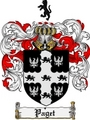 Thumbnail Paget Family Crest  Paget Coat of Arms