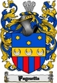 Thumbnail Pagnotta Family Crest  Pagnotta Coat of Arms Digital Download