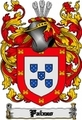 Thumbnail Paixao Family Crest  Paixao Coat of Arms Digital Download