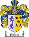 Thumbnail Palacios Family Crest  Palacios Coat of Arms