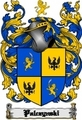 Thumbnail Palczynski Family Crest  Palczynski Coat of Arms Digital Download