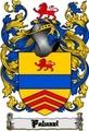 Thumbnail Paluzzi Family Crest  Paluzzi Coat of Arms Digital Download
