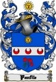 Thumbnail Panfile Family Crest  Panfile Coat of Arms Digital Download