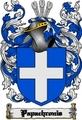 Thumbnail Papachronis Family Crest  Papachronis Coat of Arms Digital Download