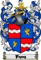 Thumbnail Papay Family Crest  Papay Coat of Arms Digital Download