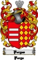 Thumbnail Pargas Family Crest  Pargas Coat of Arms Digital Download