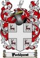 Thumbnail Parkhurst Family Crest  Parkhurst Coat of Arms Digital Download