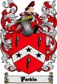 Thumbnail Parkin Family Crest  Parkin Coat of Arms Digital Download