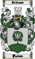 Thumbnail Parlow Family Crest  Parlow Coat of Arms Digital Download