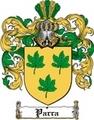 Thumbnail Parra Family Crest  Parra Coat of Arms