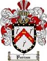 Thumbnail Parram Family Crest  Parram Coat of Arms