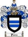 Thumbnail Parre Family Crest  Parre Coat of Arms