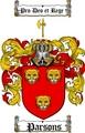 Thumbnail Parsons Family Crest / Parsons Coat of Arms