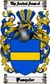 Thumbnail Pasquier Family Crest  Pasquier Coat of Arms Digital Download