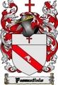 Thumbnail Passantinio Family Crest  Passantinio Coat of Arms Digital Download