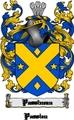 Thumbnail Passineau Family Crest  Passineau Coat of Arms Digital Download