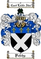 Thumbnail Patchy Family Crest  Patchy Coat of Arms