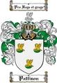 Thumbnail Pattison Family Crest  Pattison Coat of Arms