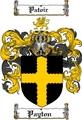 Thumbnail Payton Family Crest  Payton Coat of Arms Digital Download