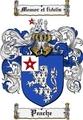 Thumbnail Peache Family Crest  Peache Coat of Arms