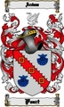 Thumbnail Peart Family Crest  Peart Coat of Arms Digital Download