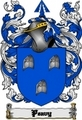 Thumbnail Peavy Family Crest  Peavy Coat of Arms Digital Download