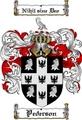 Thumbnail Pederson Family Crest  Pederson Coat of Arms