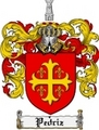 Thumbnail Pedriz Family Crest  Pedriz Coat of Arms