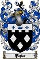 Thumbnail Pegler Family Crest  Pegler Coat of Arms Digital Download
