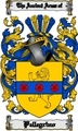 Thumbnail Pellegrino Family Crest  Pellegrino Coat of Arms Digital Download