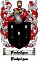 Thumbnail Penhaligan Family Crest  Penhaligan Coat of Arms Digital Download