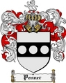 Thumbnail Penner Family Crest  Penner Coat of Arms