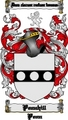 Thumbnail Pennhill Family Crest  Pennhill Coat of Arms Digital Download