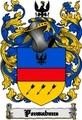 Thumbnail Pensabene Family Crest  Pensabene Coat of Arms Digital Download