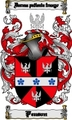 Thumbnail Penson Family Crest  Penson Coat of Arms Digital Download