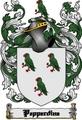 Thumbnail Pepperdine Family Crest  Pepperdine Coat of Arms Digital Download