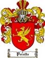 Thumbnail Peralta Family Crest  Peralta Coat of Arms