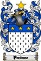 Thumbnail Perdomo Family Crest  Perdomo Coat of Arms Digital Download
