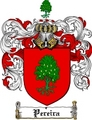 Thumbnail Pereira Family Crest  Pereira Coat of Arms