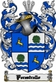 Thumbnail Perestrello Family Crest  Perestrello Coat of Arms Digital Download