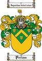 Thumbnail Periam Family Crest  Periam Coat of Arms