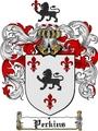 Thumbnail Perkins Family Crest / Perkins Coat of Arms