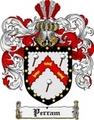 Thumbnail Perram Family Crest  Perram Coat of Arms